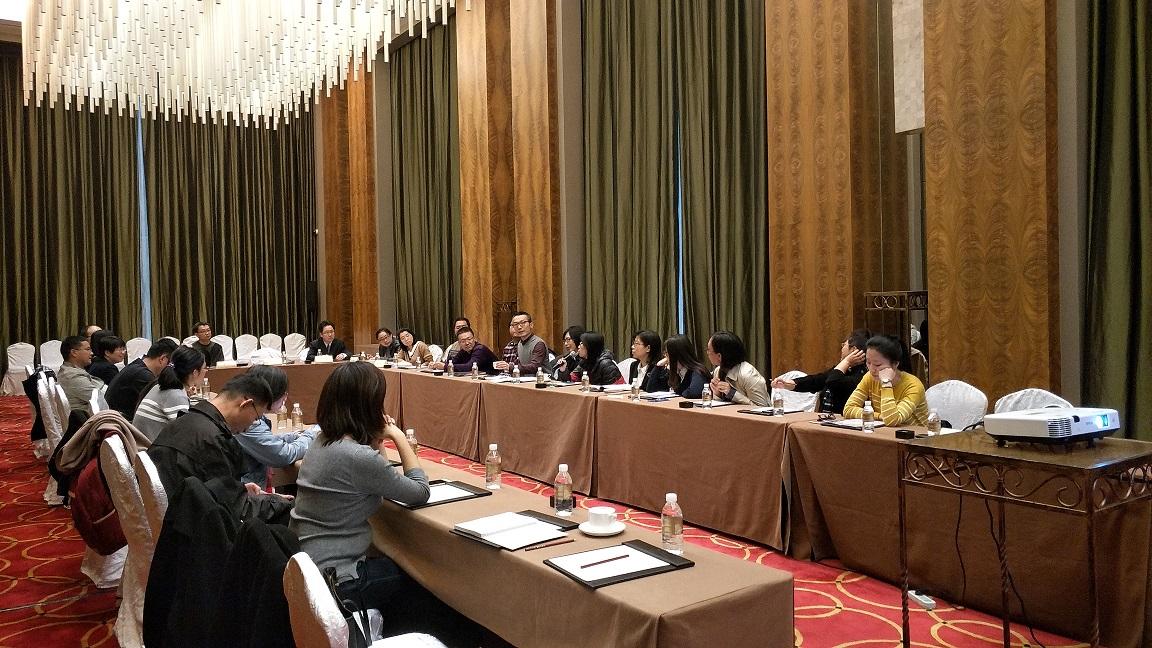 AICM Successfully Organized Cosmetics RM Management Workshop in Shanghai